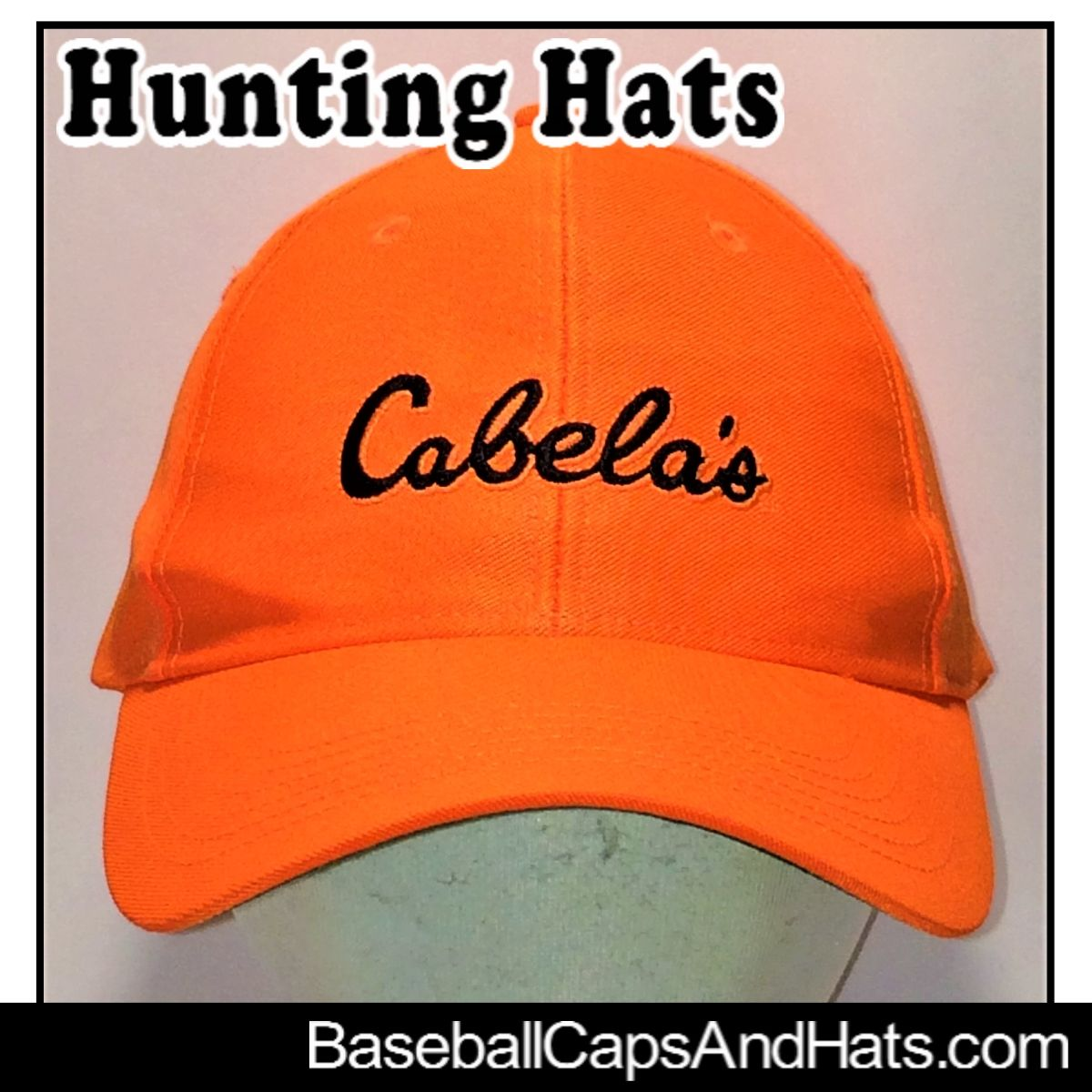 Hunting Hats - Check Out our selection of Hunting Hats like this Cabela s  Blaze Orange Hat 796d04159ffb