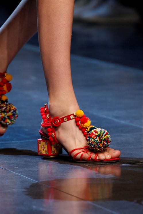 Le Scarpe Must Have Della Primavera Estate 2016 Dolce And Gabbana Fashion Shoes Designer Shoes