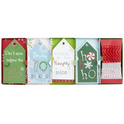 Quote Gift Tags
