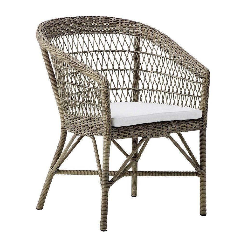 Merveilleux Georgia Patio Dining Chair With Cushion