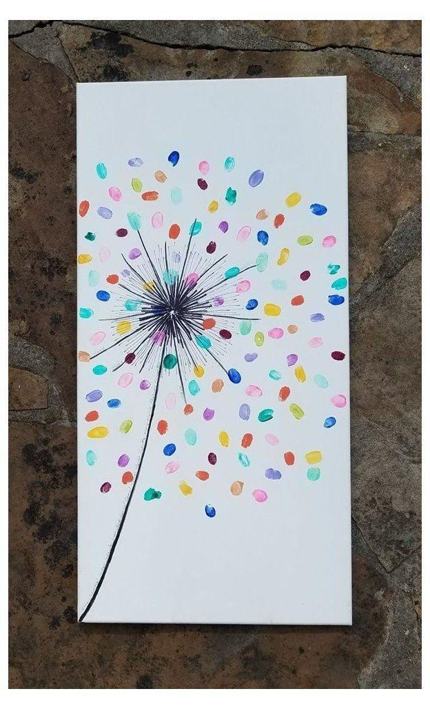 simple painting ideas easy