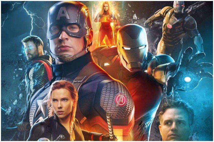 Avengers Endgame Becomes First Ever Hollywood Film To Cross Rs 300
