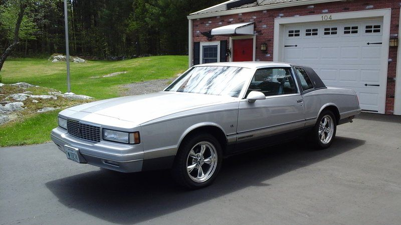 1987 Chevrolet Monte Carlo Luxury Sport For Sale By Owner Pelham Nh Oldcaronline Com Classifieds Chevrolet Monte Carlo Monte Carlo For Sale Chevrolet