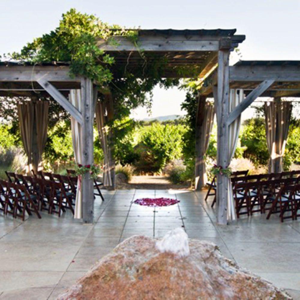 Best Wedding Venues in California Vineyard wedding