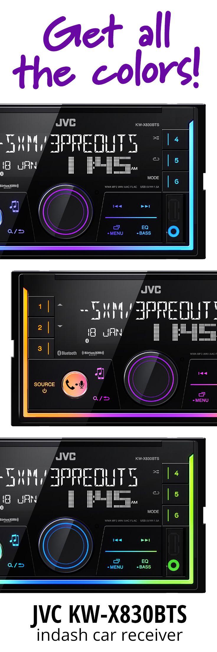 Stereo Speaker Wiring Diagram Kw X830bts Trusted Schematics 18 Jvc Pinterest Tech