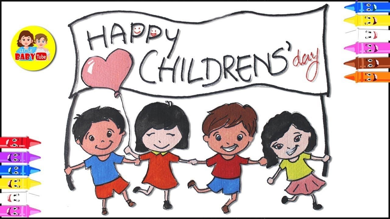Pin on Children's day message