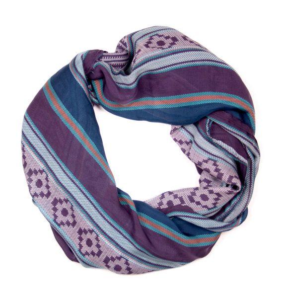 Ayataqui Silk Chiffone Scarf by ViviAndeanDesigns on Etsy, £180.00