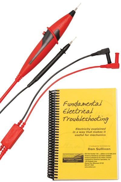 Electronic Specialties Inc. Dynamic Voltmeter Test Leads