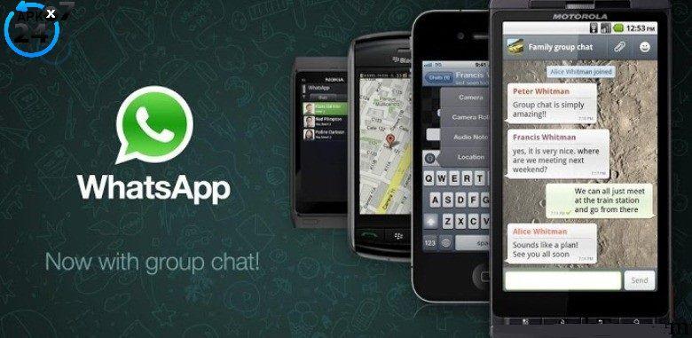 WhatsApp Mod HD Edition v7 0 APK | Andriod Games/Apps