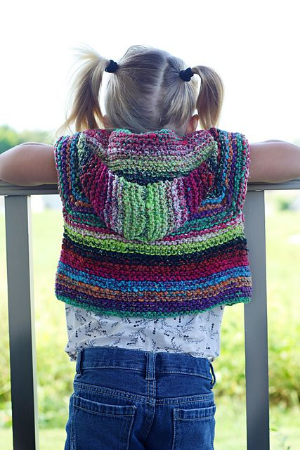 Ravelry: free vest pattern | Crochet clothes, Easy ...