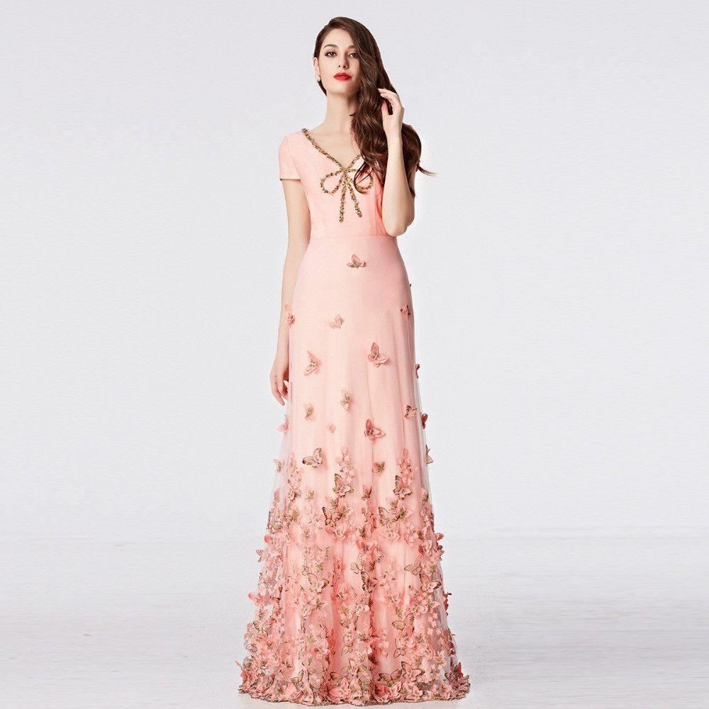 newest vintage long prom dresses lace abendkleider