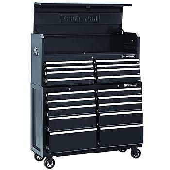 52 Wide 16 Drawer Soft Close Tool Chest And Rolling Cabinet