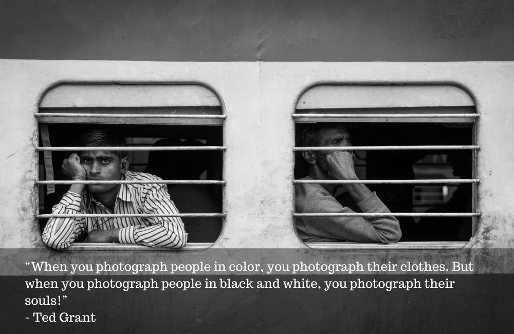 70 Black And White Quotes To Inspire Your Photography Photographer Quotes Black And White Portraits White Photography