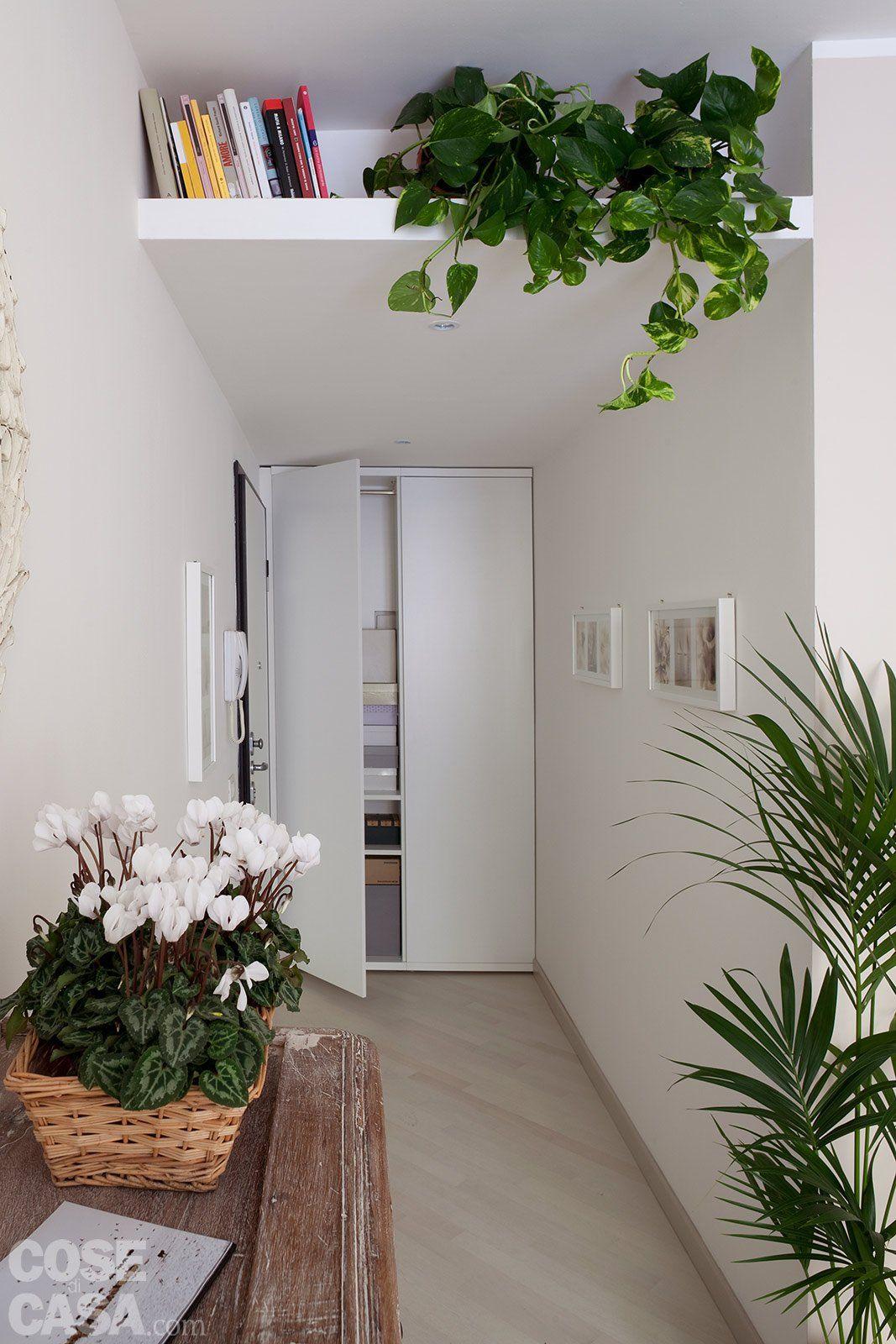 Soluzioni Camere Da Letto Piccole case piccole: due soluzioni diverse di 44 mq e 37 mq