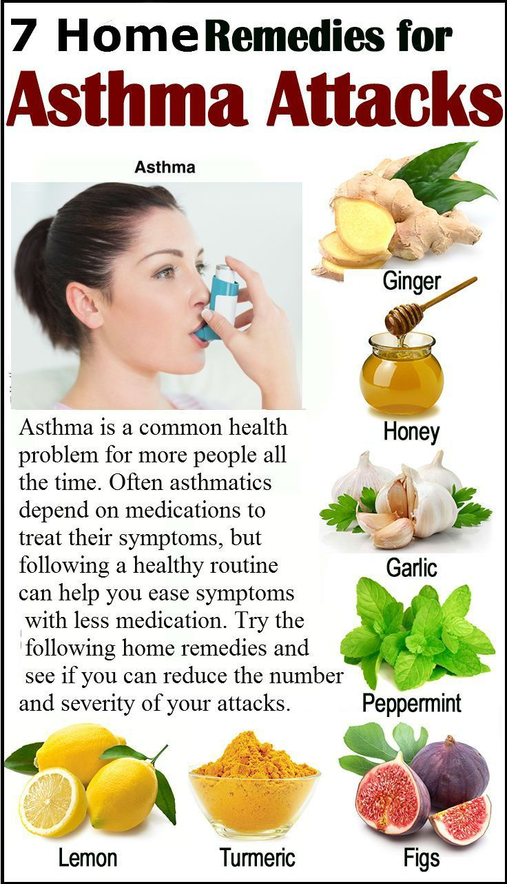 7 home remedies for asthma | ntm copd bronchiectasis my lungs