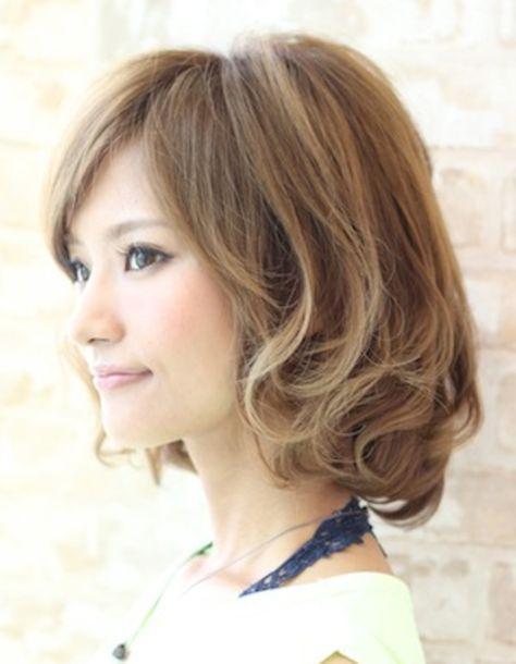 大人かわいい耳かけ小顔ボブディ(WA-233) | ヘアカタログ・髪型・ヘアスタイル|AFLOAT(アフロート)表参道・銀座・名古屋の美容室・美容院