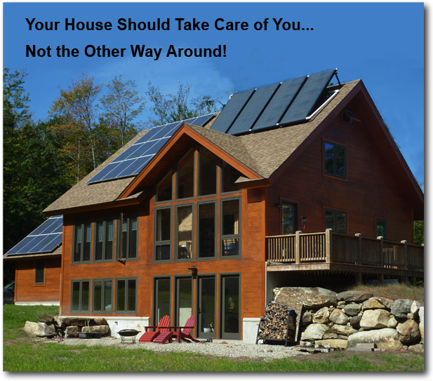 America S Leader In Self Sufficient Homes Self Heating Self