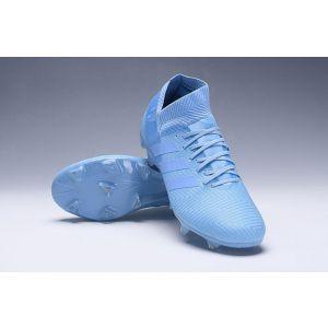 finest selection 447bf f8f9a adidas Nemeziz 18.1 Spectral Mode FG Football Blue