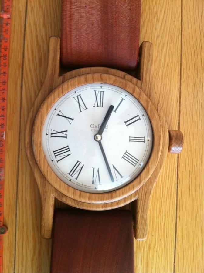 Big watch by Dutchy