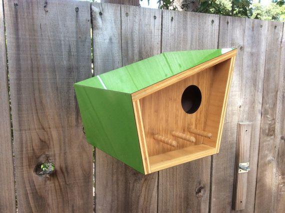 num ro un cabane a oiseaux cabane oiseaux maison. Black Bedroom Furniture Sets. Home Design Ideas
