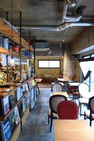 雑司が谷のサンドイッチカフェ「あぶくり」でいただく、ワインにも合う創作サンド | ことりっぷ
