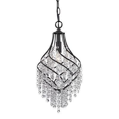 Sterling Industries 1 Light Drop Pendant
