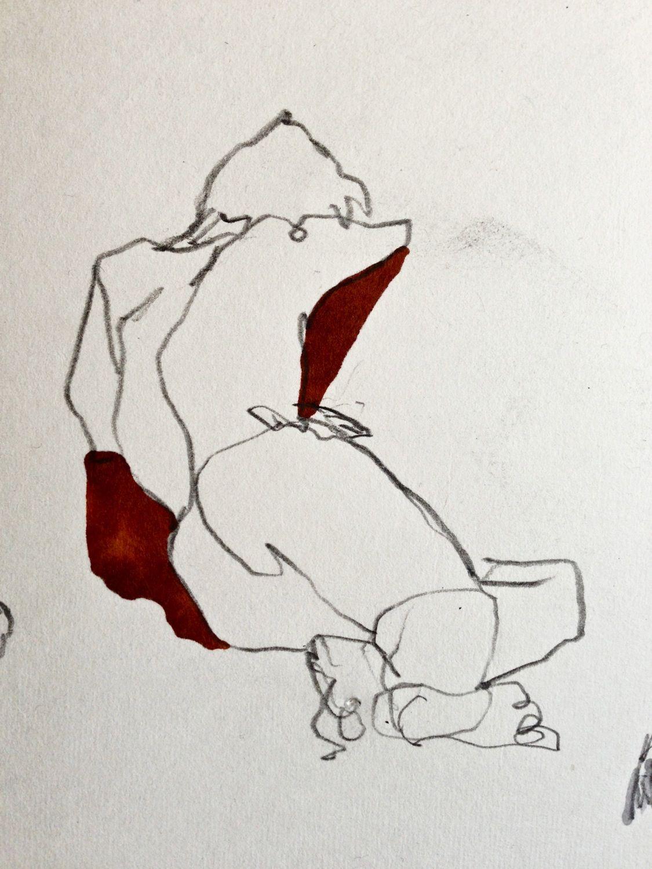 CBA - Dibujo del natural - 9/11/12