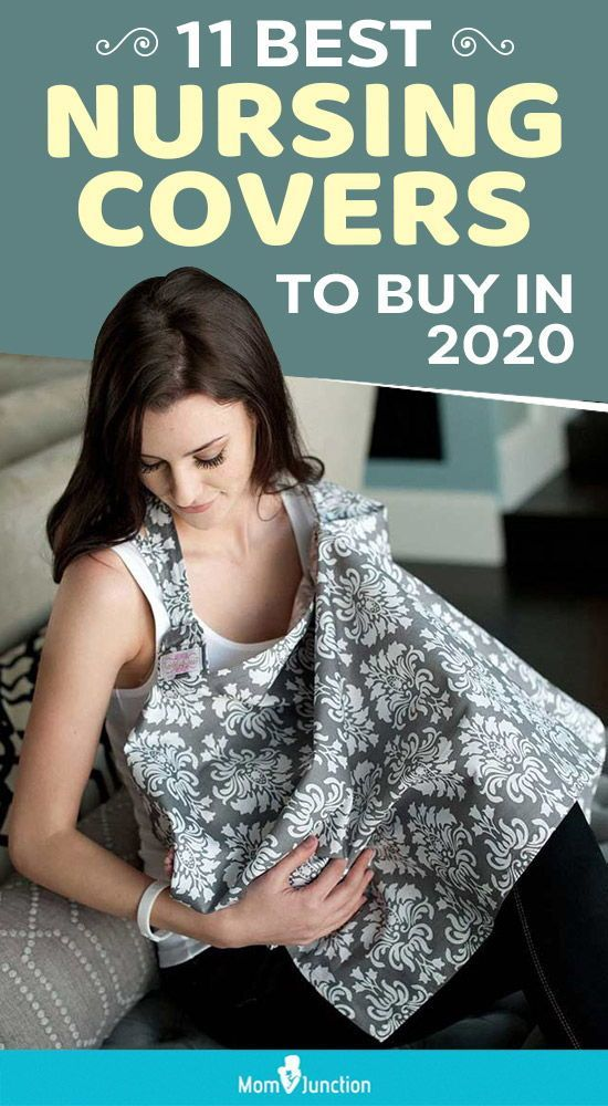 Nursing covers are handy when you need to breastfeed your baby outdoors. They make breastfeeding convenient and comfortable for you, regardless of the place and the people around you. Nursing covers come in various shapes and sizes and can be picked up based on your requirements. #products #nursingcovers #breastfeed