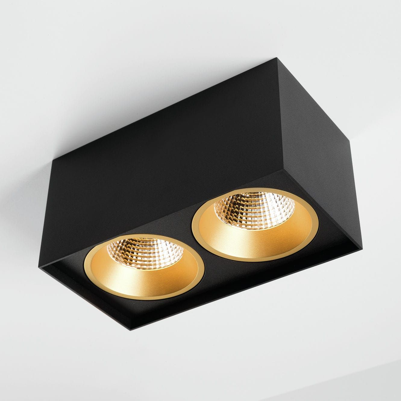 Surface Mounted Downlight Led Rectangular Dimmable Smart Box
