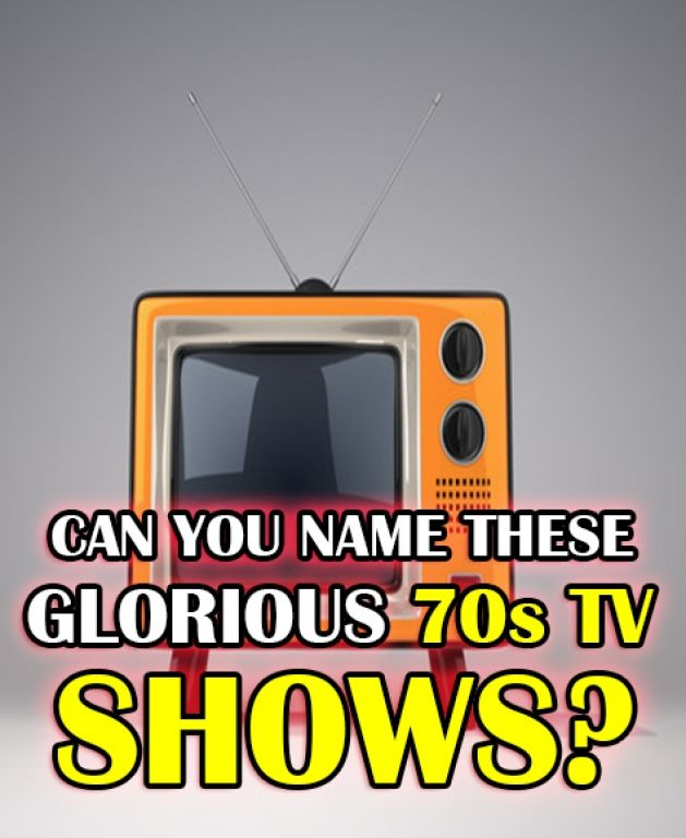 Can You Name These Glorious 70s TV Shows?!! How well do you remember the glorious TV shows of the 70s? Put your memory to the test with this quiz!