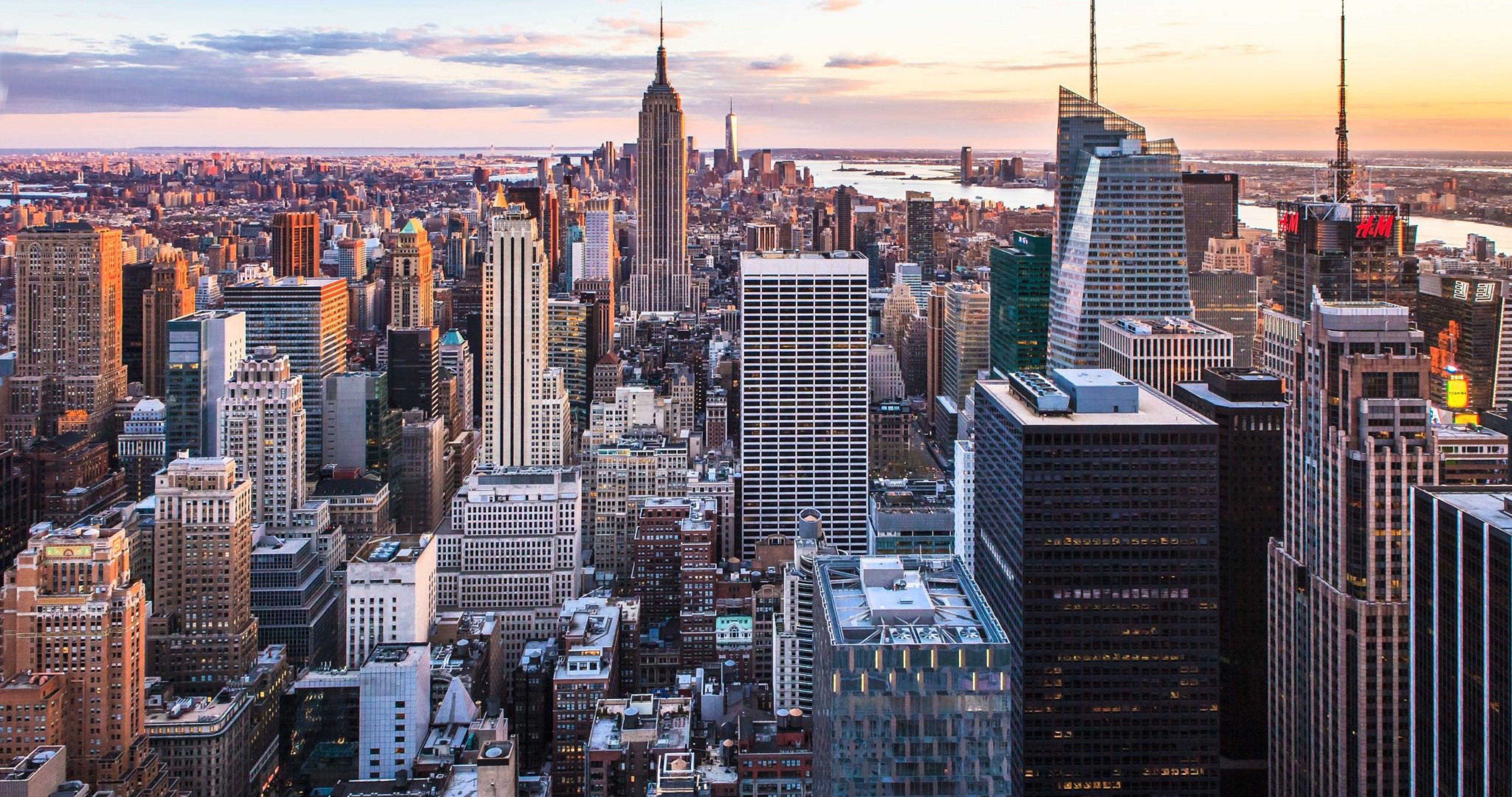 Ultra Hd New York Wallpaper 4k