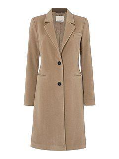 Outerwear cashmere coat