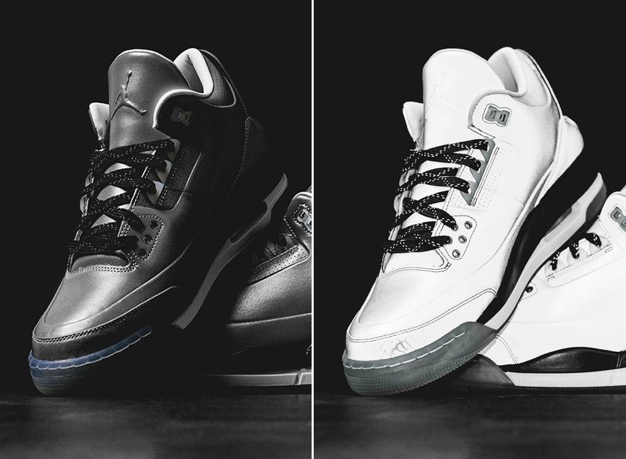hot sale online 695ad c46f7 The Air Jordan 5Lab3 Goes Full  Reflective