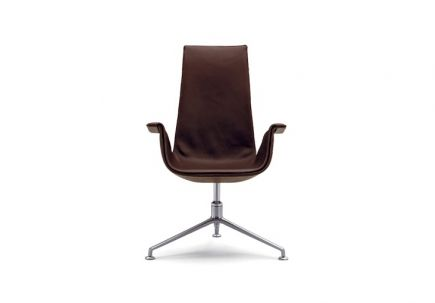 Fk Chair By Jorgen Kastholm And Preben Fabricius In