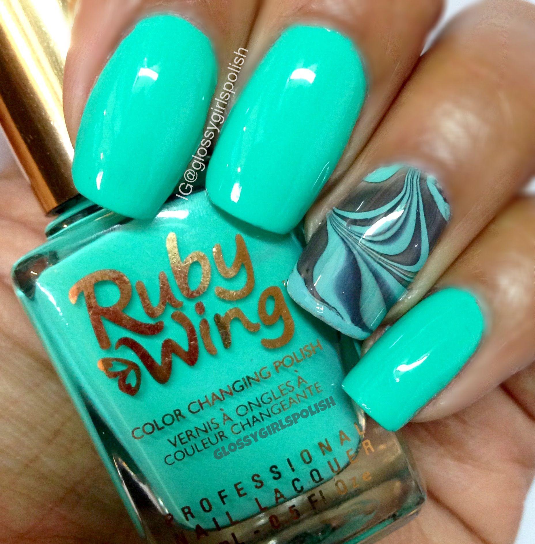Ruby Wing Nail Polish \