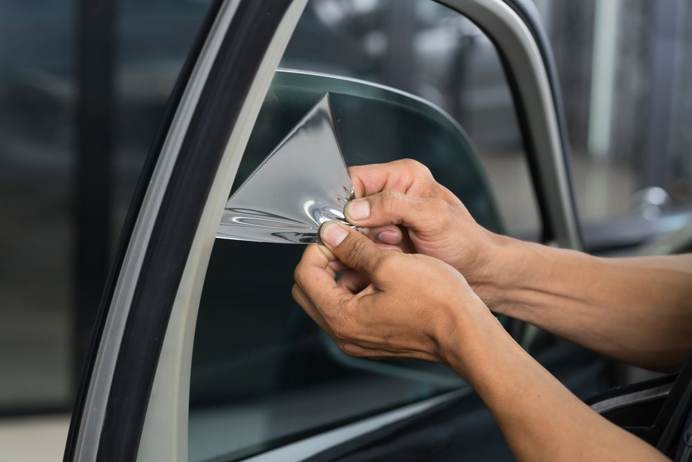 Let's Clean Your Car Window Tint the Right Way