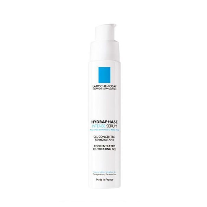La Roche-Posay Hydraphase Intense Face Serum #FaceCareForOilySkin #FaceMoisturizerForDrySkin #faceserum