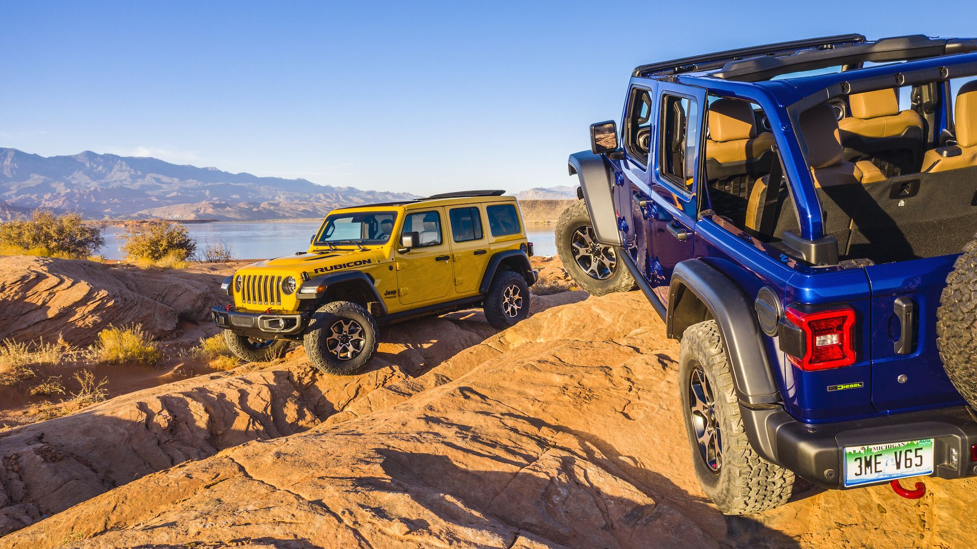 First Drive Review 2020 Jeep Wrangler Ecodiesel Ratchets Up The Power Range And Price Jeep Wrangler Jeep Wrangler