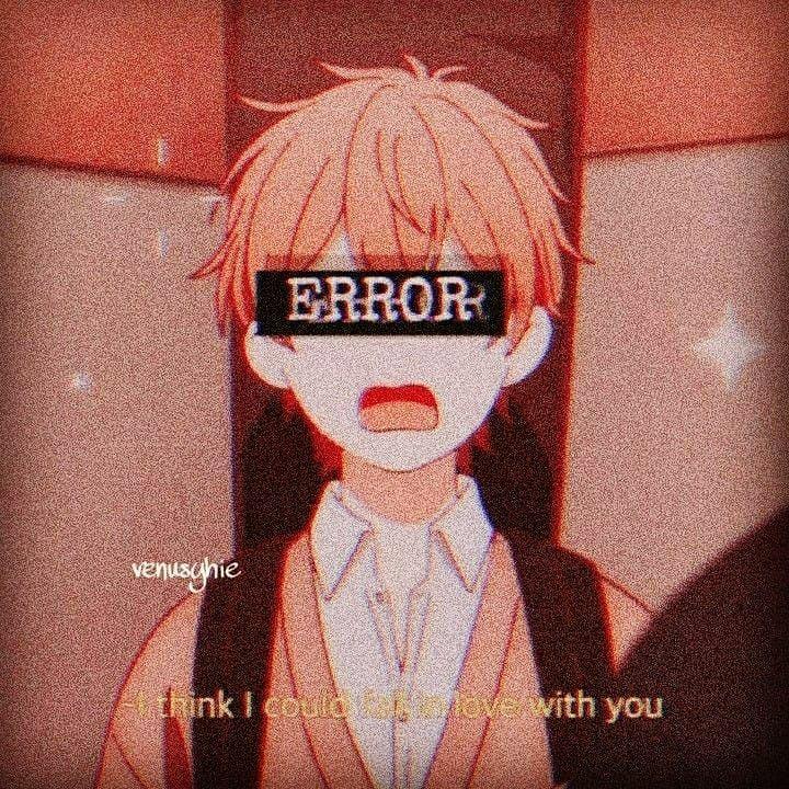 ERROR Dessin manga, Dessin, Manga