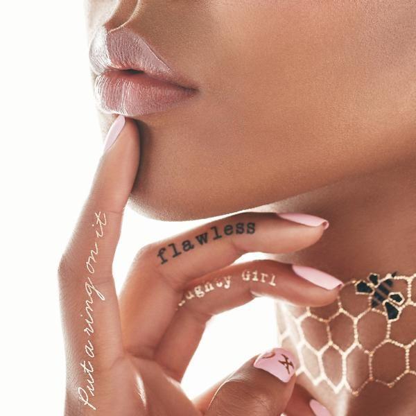 Beyoncé by Flash™ Tattoos | Metal tattoo, Flash tattoo ...