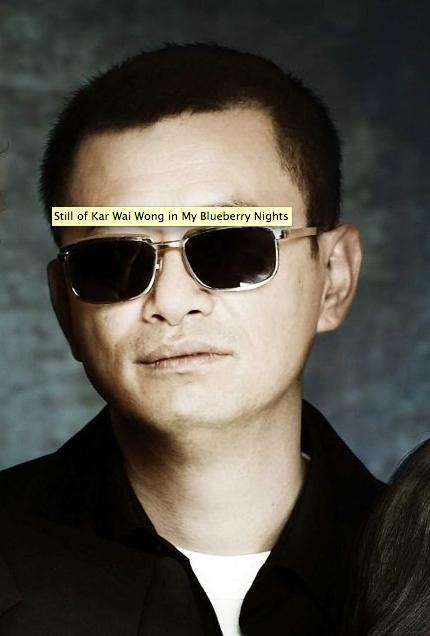 """Wong-Kar-Wai, director de una de nuestras cintas favoritas """"My Blueberry Nights""""."""