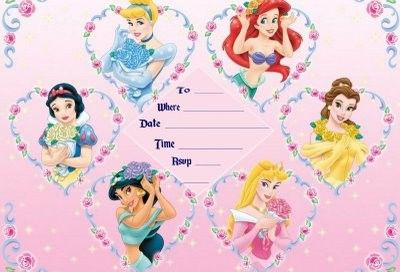 Free printable princess party invitations free printable disney free printable princess party invitations free printable disney princess birthday invitations for girls filmwisefo Choice Image