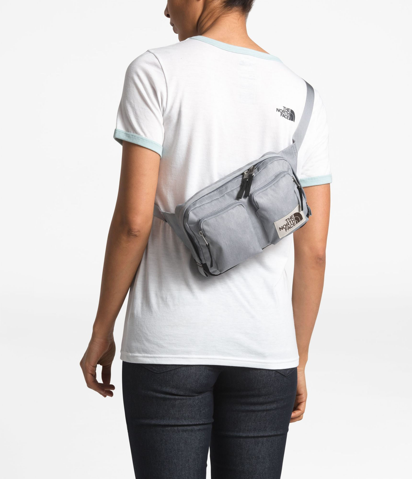 ef8e8f971fa5 The North Face Kanga Bag, Gray | Products in 2019 | Bags, Bag ...