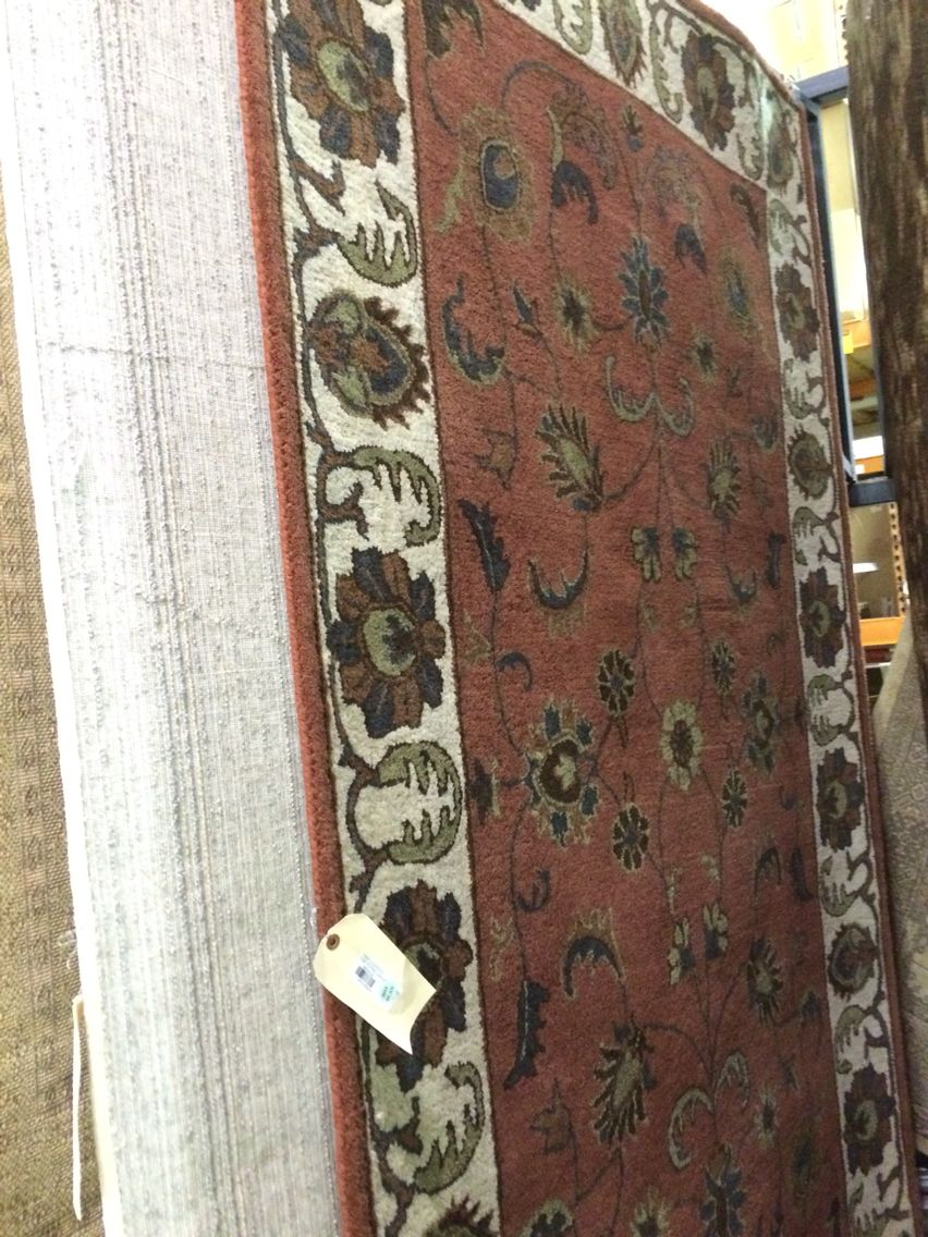 Southeastern Salvage Bohemian Rug Rugs Pattern