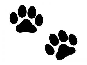 最高の壁紙 無料ダウンロード 猫の 肉球 イラスト 犬 足跡 イラスト 猫 シルエット 刺繍 図案