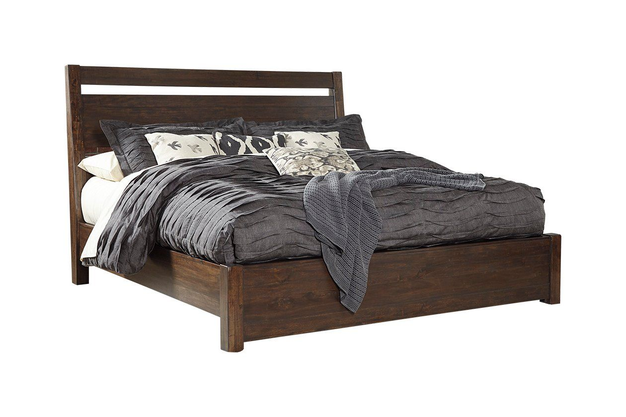 Starmore Queen Panel Bed Ashley Furniture Homestore In 2020