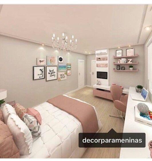 Pin De Krystal Holme Em Girls Rooms