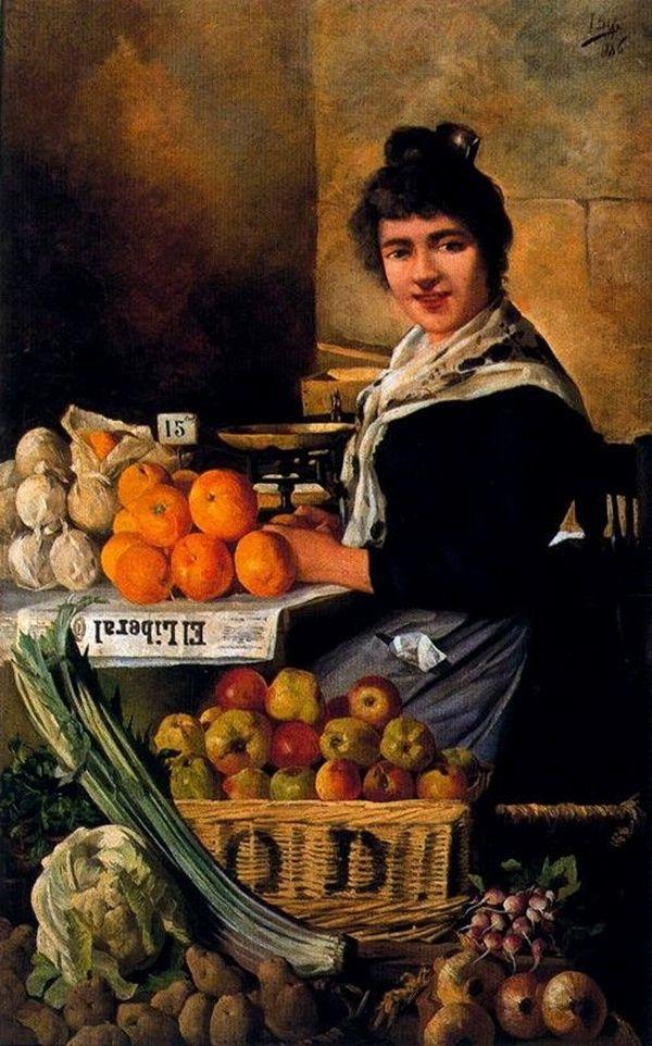Ignacio Díaz Olano (Spanish, 18601957) Pintor español