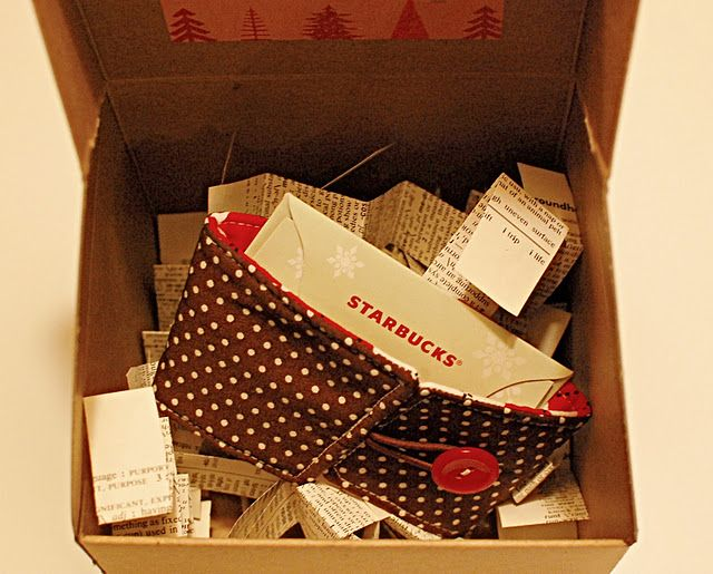 Great way to wrap a gift card! | Teacher friend gifts ...