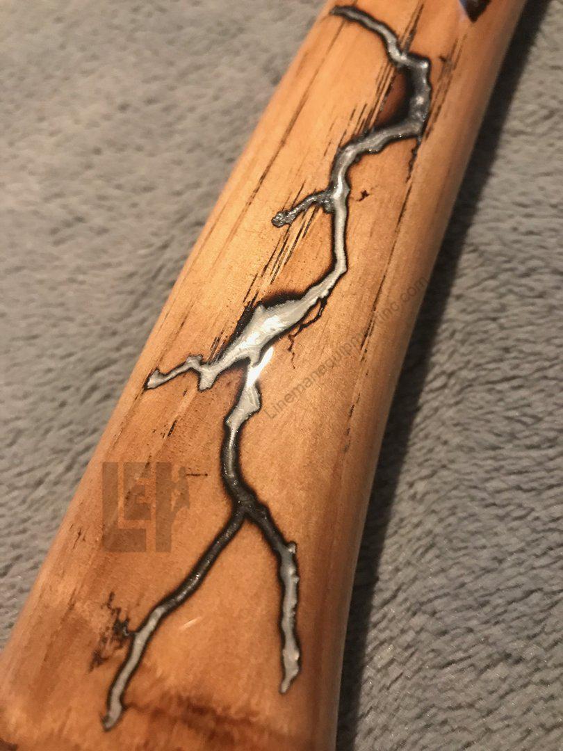 Lightning Bolt Detail Hammer Handles Design Handle